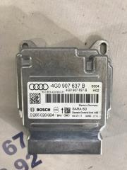 Датчик поперечного ускорения Audi A7 2012 год