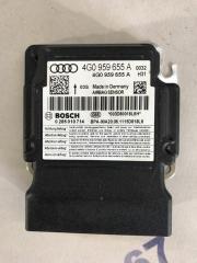 Блок управления подушками безопасности Audi A7 2012 год