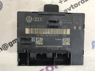 Запчасть блок управления двери задний правый Volkswagen Touareg 2012 год