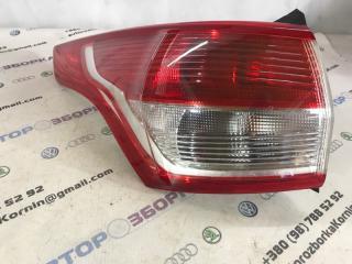 Стоп-сигнал Фонарь задний левый Ford Escape 2013 года