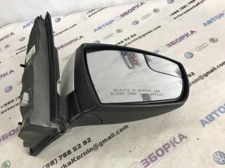 Зеркало бокового вида переднее правое Ford Escape 2013 года
