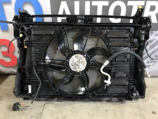 Радиатор охлаждения двигателя Volkswagen Jetta 2019 год