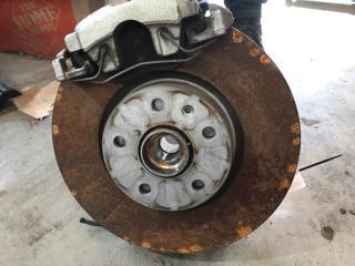 Тормозной диск передний правый Volkswagen Tiguan 2013 год