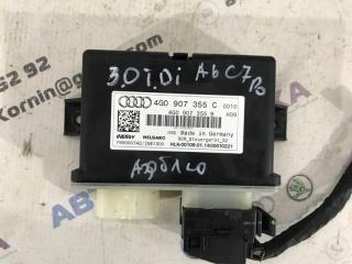Блок управления системой дозирования реагента Audi A6 2014 год