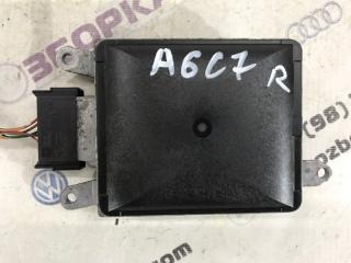 Блок управления ассистента смены полосы движения правый Audi A6 2014 год