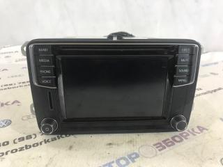 Магнитофон радио навигация GPS Volkswagen Passat 2017 год