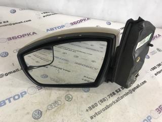 Зеркало бокового вида переднее левое Ford Escape 2014 год