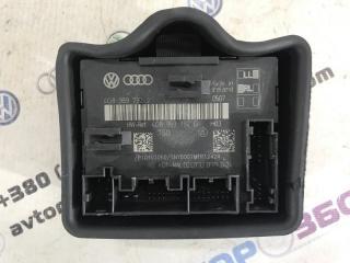 Модуль управления двери передний правый Audi A6 2014 год