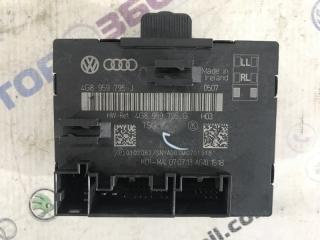 Модуль управления двери задний правый Audi A6 2014 год