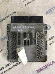 Блок управления двигателем Audi A6 2014 год
