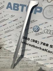 Накладка на порог правая Audi A6 2014 год