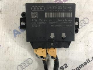Блок парктроников Audi A6 2014 год