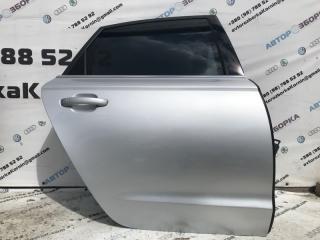 Дверь задняя правая Audi A6 2014 год
