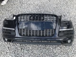 Бампер передний Audi Q7 2011 год