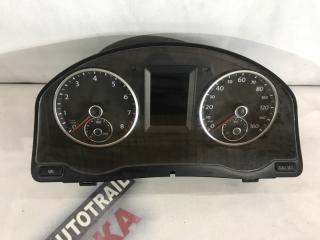 Панель приборов Спидометр Тахометр Volkswagen Tiguan 2013 год