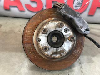 Тормозной диск задний левый Audi Q7 2013 год