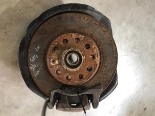 Тормозной диск задний левый Volkswagen Tiguan 2013 год