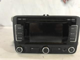 Магнитофон радио навигация GPS Volkswagen CC 2013 года