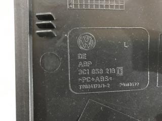 Заглушка торпеды Защита Volkswagen CC 2.0L