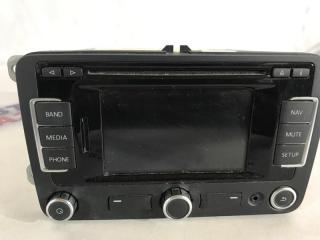 Магнитофон радио навигация GPS Volkswagen Tiguan 2012 год