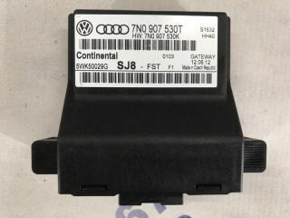 Диагностический интерфейс шин данных Volkswagen Tiguan 2012 год