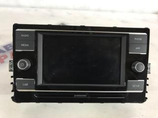 Магнитофон радио навигация GPS Volkswagen Jetta 2019 год