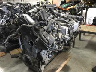 Двигатель Audi Q3 2016 год