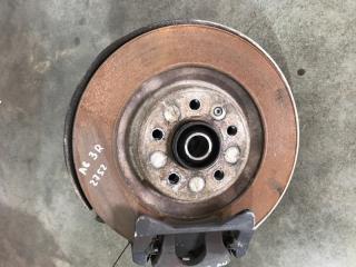 Тормозной диск задний правый Audi A6 2013 года