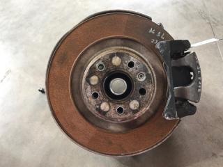 Тормозной диск задний левый Audi A6 2013 года