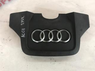 Накладка двигателя декоративная Audi A6 2013 года
