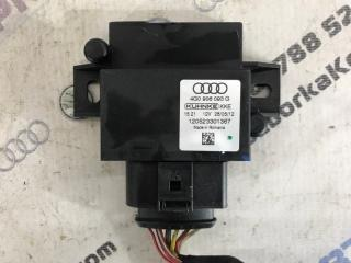 Блок управления топливным насосом Audi A6 2013 года