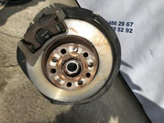 Тормозной диск задний левый Volkswagen Tiguan 2014 год