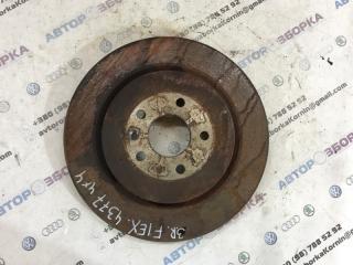 Запчасть тормозной диск задний правый Ford Flex 2014 год
