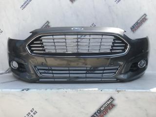 Бампер передний Ford Fusion 2014 год
