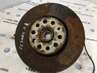 Тормозной диск передний Volkswagen CC 2013 года