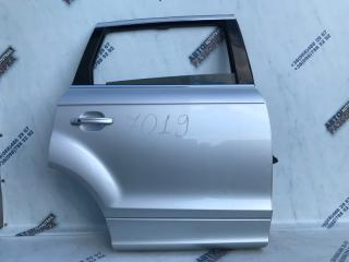 Дверь Audi Q7 4L 3.0L TFSI 2012 год задн. прав. (б/у)