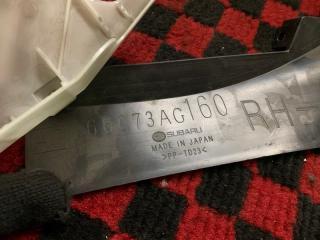 Пластик центральной консоли правый Legacy 2009 BP5 EJ203