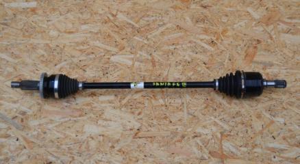 Запчасть привод задний правый Hyundai SantaFe 2012