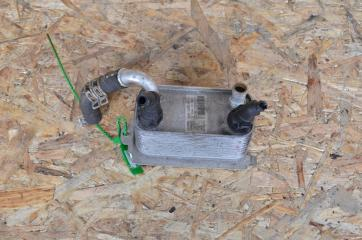 Запчасть радиатор масляный акпп Land Rover Range Rover Evoque 2011+