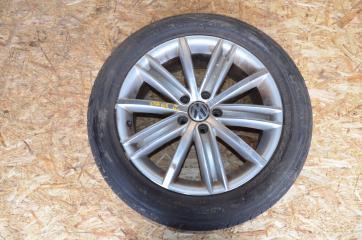 Запчасть комплект колес Volkswagen Tiguan 2006-2010