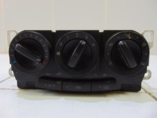 Запчасть блок (консоль) управления климатической установкой MAZDA CX-7 2007