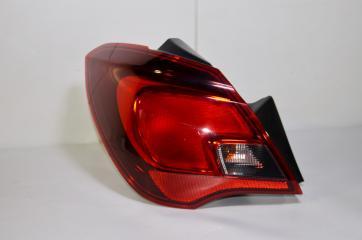 Запчасть фонарь левый OPEL Astra J 2012+