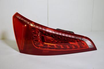 Запчасть фонарь левый AUDI Q5 2009+