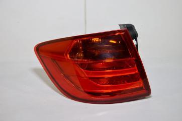 Запчасть фонарь левый BMW 3-Series 2012+