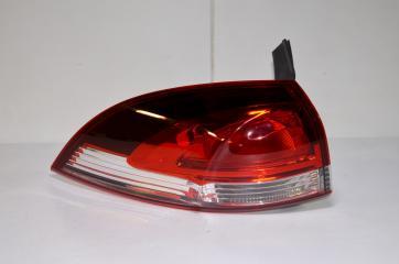 Запчасть фонарь левый RENAULT CLIO 2012+