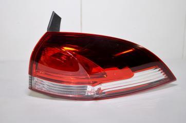Запчасть фонарь правый RENAULT CLIO 2012+