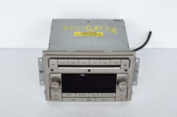 Запчасть магнитола LINCOLN NAVIGATOR 2003+