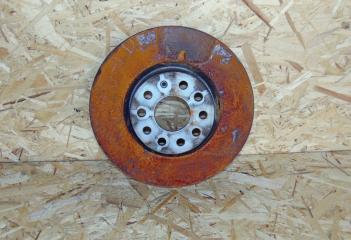 Запчасть диск тормозной передний правый Scoda OCTAVIA A7 2013-2020