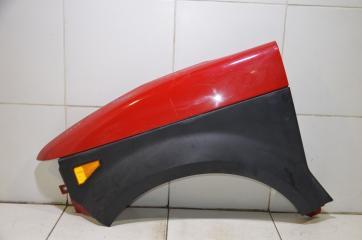 Запчасть крыло переднее левое Honda Element 2002-2008