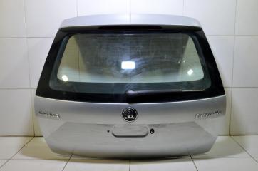 Запчасть крышка багажника SKODA OCTAVIA 2012+